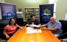 25/01/2019: La provincia construirá nuevas viviendas en Paraná para trabajadores mercantiles