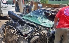 29/01/2019: Se conoció el parte médico del funcionario municipal accidentado