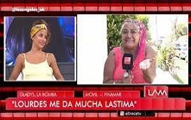 20/01/2020: La furia de Gladys La Bomba Tucumana: abandonó un móvil en vivo cuando le preguntaron si donó el sueldo que cobró como asesora cultural