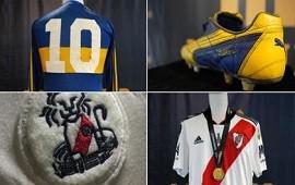 01/01/2021: El Superclásico de las reliquias: 4 perlitas de colección para los fanáticos de Boca y River