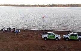 04/01/2021: Ingresó a una zona no habilitada y fue hallado ahogado en el río Uruguay