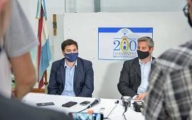 05/01/2021: COVID: San José y Colón anunciaron medidas restrictivas por el aumento de casos