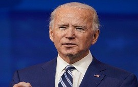06/01/2021: Biden exige a Trump que ponga fin al