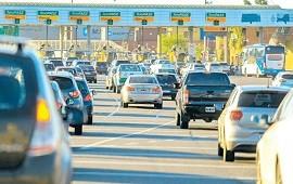 08/01/2021: Ciudad: los peajes de las autopistas aumentan un 55%