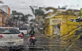 09/01/2021: El Servicio Meteorológico Nacional anuncia tormentas para este fin de semana