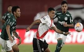 12/01/2021: Copa Libertadores: River va a ante Palmeiras a todo o nada