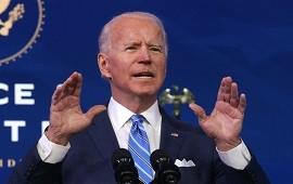 16/01/2021: Joe Biden firmará el mismo día de su investidura cuatro decretos urgentes