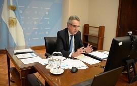 18/01/2021: Agustín Rossi se reunirá con el embajador chino: podría avanzar con la compra de aviones de combate y vehículos blindados
