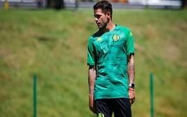 21/01/2021: Fernando Gago se hizo cargo de un Aldosivi 'infectado'