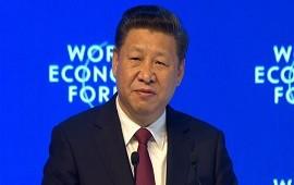25/01/2021: Davos: Xi Jinping pidió unidad para vencer la pandemia Guardar