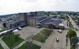 27/01/2021: Explicaron por qué se dio una faltante de agua en la red del hospital Masvernat
