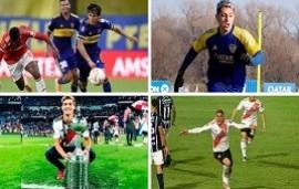 01/01/2021: Russo y Gallardo dieron la lista de concentrados para el Superclásico: los 11 juveniles que pueden disputar su primer Boca-River