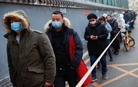 27/01/2021: China comenzó a realizar pruebas anales para detectar el COVID-19