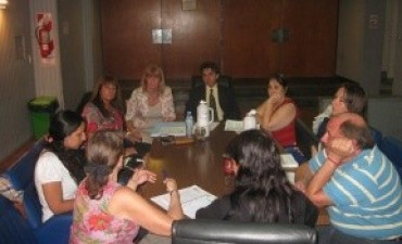 Articulan acciones para la Inclusión Educativa en escuelas primarias