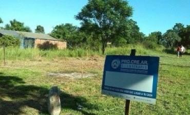 La Unidad Coordinadora del Procrear manifestó su satisfacción por la adquisición de lotes en Chajarí