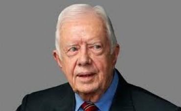 El expresidente Carter escribió a Maduro y a Capriles por la violencia en Venezuela