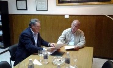Se entregaron aportes para concretar obras en General Ramírez