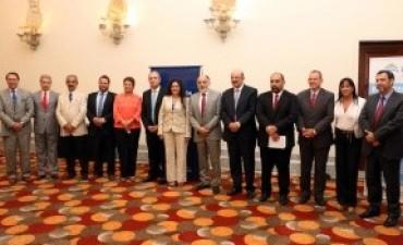 Entre Ríos participó en jornadas nacionales sobre Justicia