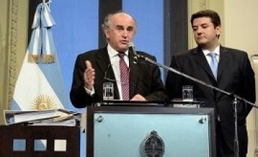 en la ex SIDE  El Ejecutivo denunció a Stiuso por