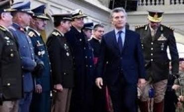 El Gobierno anunció un aumento salarial promedio del 6 por ciento para los efectivos de las Fuerzas Armadas