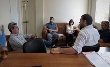 La provincia trabaja en la regularización del área industrial de Gobernador Mansilla
