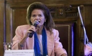 Un juez hace lugar al amparo de Elena Highton para seguir en la Corte después de los 75 años