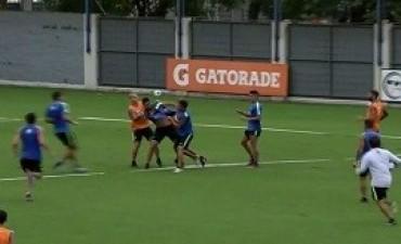 Boca: Insaurralde y Silva se agarraron a las piñas