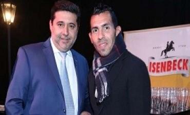 Angelici confirmó cuánto dinero le quedó a Boca por la venta de Tevez
