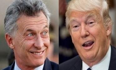 Macri llamará por teléfono a Trump desde la Casa Rosada