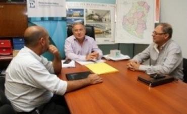 Evaluaron las necesidades de obras del sector agropecuario