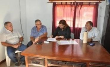 Se firmó el contrato para iniciar los arreglos de los ingresos a Paranacito e Ibicuy