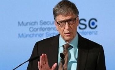 Para Bill Gates, los robots que suplanten trabajos humanos deberían pagar impuestos
