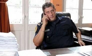 """""""Si alguien quiere recibirse de policía tiene que pasar por Concordia"""" dijo Schierloh al dejar su cargo"""