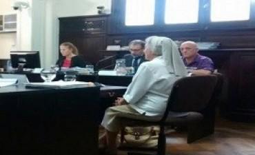 La monja Pelloni se refirió a la connivencia del poder en el caso Alfonzo y pidió justicia