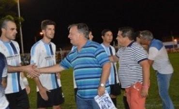 El gobierno provincial acompañó el tradicional Torneo del Club 25 de Mayo de Victoria