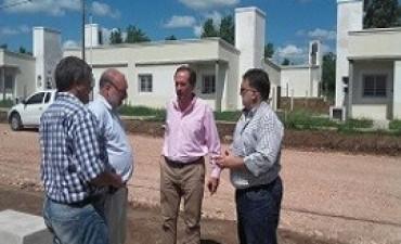 Avanza la construcción de grupos habitacionales en Colón