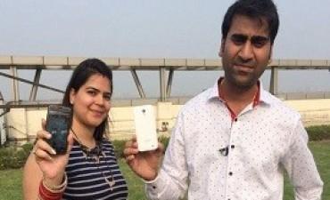 Arrestaron en la India al fabricante del celular más barato del mundo