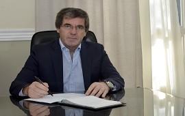 08/02/2018: Ballay ratificó que los gremios serán convocados durante la segunda quincena de febrero