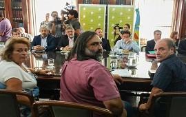 15/02/2018: No hubo acuerdo entre los gremios docentes y provincia de Buenos Aires