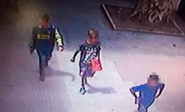 01/02/2018: Tres niños de menos de 10 años le robaron 7.000 pesos a un funcionario en La Plata