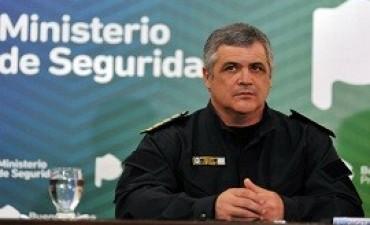 02/02/2018: El jefe de la Policía bonaerense denunció por estafa a su propio hermano
