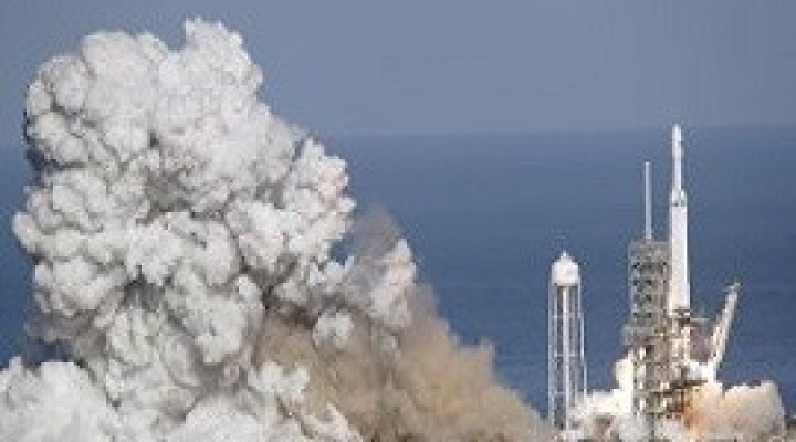 06/02/2018: El cohete más potente del mundo despegó con éxito desde Cabo Cañaveral