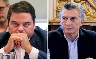 08/02/2018: Macri se reunió con Triaca para analizar el tenso vínculo con la CGT