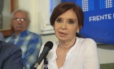 09/02/2018: La fuerte respuesta de Cristina Kirchner a la demanda de Vialidad Nacional por más de $20 mil millones