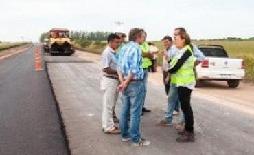 09/02/2018: Vecinos de Aldea San Antonio destacan la construcción del acceso pavimentado
