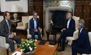 15/02/2018: Macri recibió un compromiso de Telecom Argentina de inversiones por US$ 5.000 millones