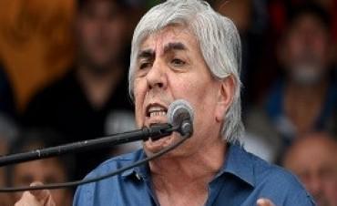 21/02/2018: Moyano aseguró que no tiene miedo de ir preso y que no está implicado en alguna causa de corrupción