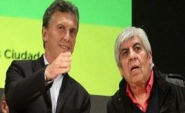 22/02/2018: Moyano ahora dice que aceptaría reunirse con Macri