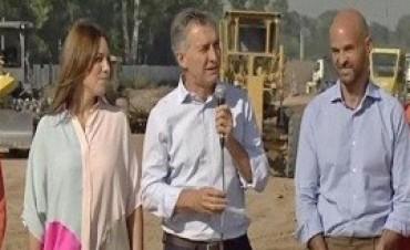 """23/02/2018: Macri volvió a destacar el valor de """"dialogar y trabajar juntos"""" para que la Argentina crezca"""