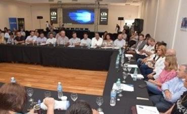 23/02/2018: La Provincia realizó un abordaje integral con las Juntas de Gobierno del departamento Villaguay
